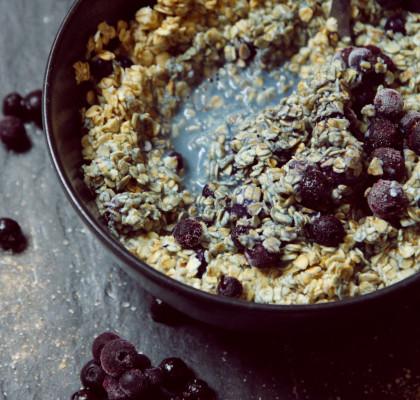 blaues porridge 2